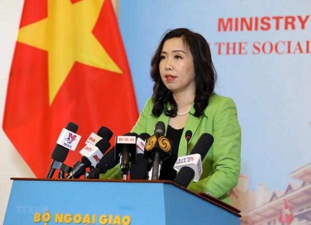 Alcanza Vietnam resultados alentadores en control de pandemia y desarrollo socioeconomico hinh anh 1