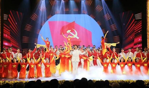Honran a VNA en Premio sobre construccion del Partido Comunista de Vietnam hinh anh 2
