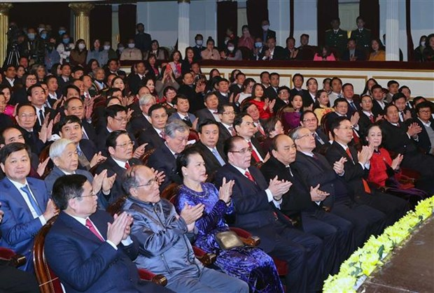 Honran a VNA en Premio sobre construccion del Partido Comunista de Vietnam hinh anh 5