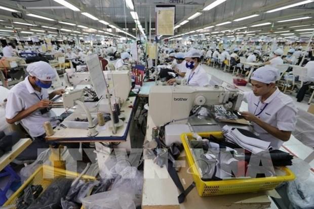 Sector de textiles vietnamita por lograr exportaciones multimillonarias en 2021 hinh anh 1