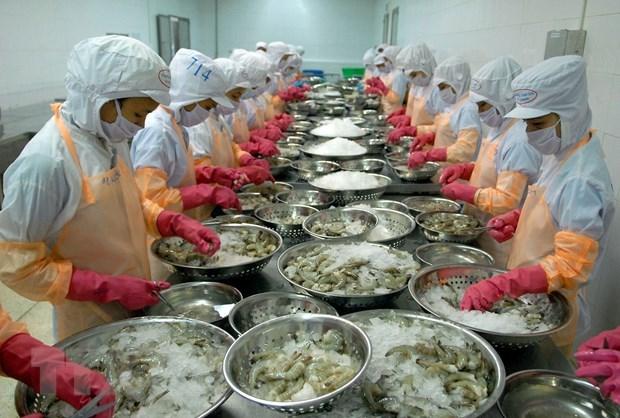 Recomiendan aumentar exportaciones acuicolas de Vietnam al Reino Unido hinh anh 1