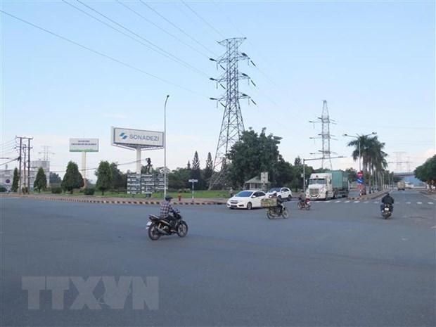 Capta provincia vietnamita de Dong Nai 226 millones de IED hinh anh 1