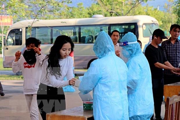 Vietnam reporta cinco nuevos casos importados de COVID-19 hinh anh 1