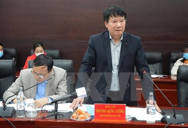 Ciudad vietnamita de Da Nang por prevenir coronavirus cuando llega el Tet hinh anh 1