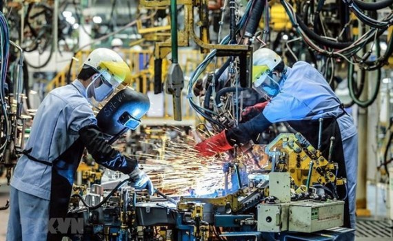 Vietnam se convierte en atractivo destino de inversion en Asia, segun The Economist hinh anh 1