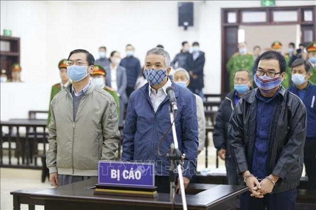 Reabriran manana juicio contra exministro vietnamita por violaciones en la gestion de bienes estatales hinh anh 1