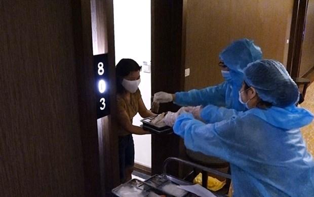 Ciudad Ho Chi Minh permite a mas hoteles atender a personas en cuarentena hinh anh 1