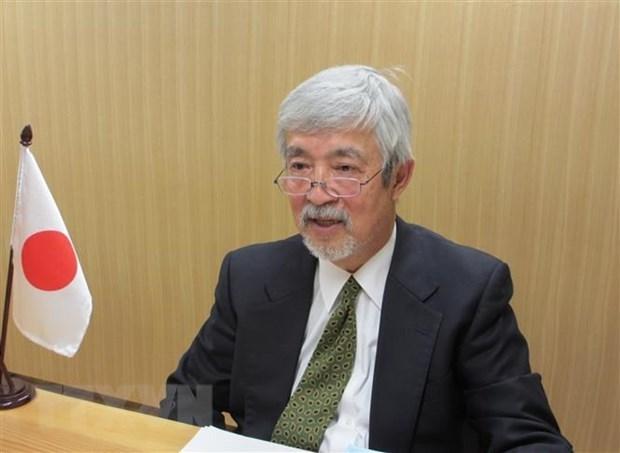 Experto japones aprecia exitos de Vietnam en control de COVID-19 hinh anh 1