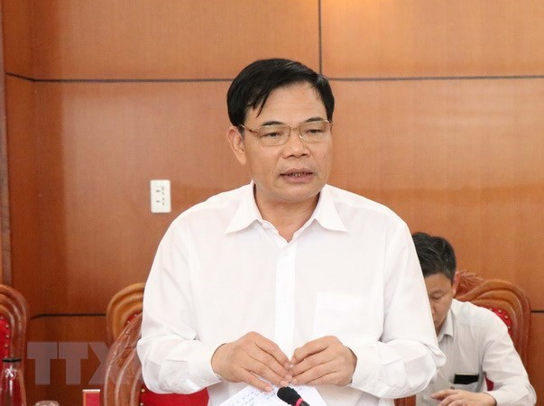 Desarrollan asociacion estrategica integral Vietnam-China hinh anh 1