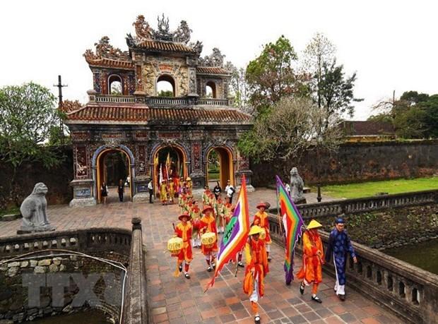 Hue celebrara numerosas actividades con motivo del Ano Nuevo Lunar hinh anh 1