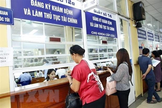 Vietnam por aumentar cobertura de seguro medico para casi 92 por ciento de la poblacion hinh anh 1