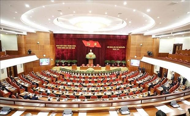 Resaltan valores de Plataforma de 2011 del Partido Comunista de Vietnam hinh anh 1