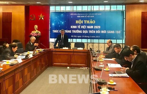 Promueven crecimiento economico de Vietnam basado en innovacion y creatividad hinh anh 1