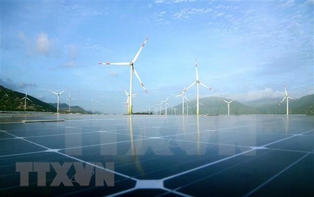 Aprueban dos multimillonarios proyectos eolicos en provincia surena Tien Giang hinh anh 1