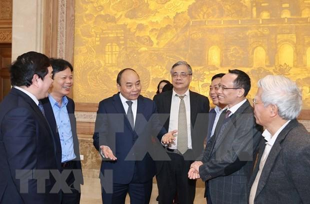 Primer ministro de Vietnam pide buscar nuevos impulsos para el desarrollo hinh anh 2