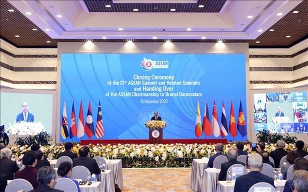 Experto indonesio aprecia exitos alcanzados por Vietnam en 2020 hinh anh 1