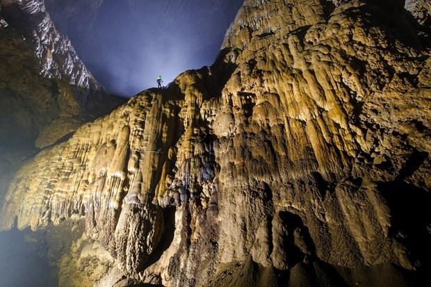 Destaca prensa internacional potencial turistico de cueva vietnamita Son Doong, la mayor del mundo hinh anh 1