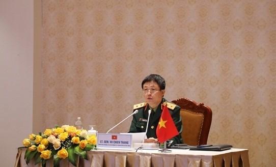 Vietnam participa en el IX Foro Fullerton en Singapur hinh anh 1