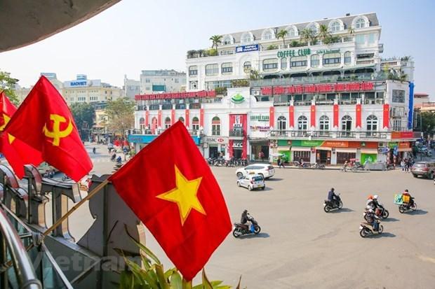 El XIII Congreso Nacional marcara nuevo hito en el desarrollo del Partido Comunista de Vietnam hinh anh 3