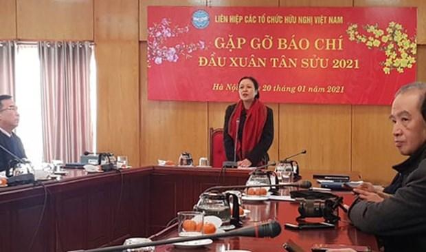 2020, ano de exitos para Vietnam en relaciones exteriores populares hinh anh 1