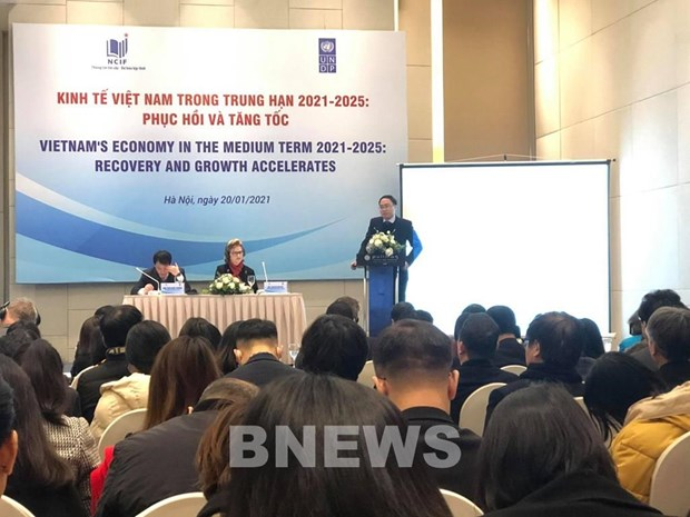 Buscan promover economia de Vietnam en post-pandemia hinh anh 1