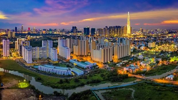 Ciudad Ho Chi Minh en grupo lider en Asia-Pacifico en atraccion de inversiones hinh anh 1