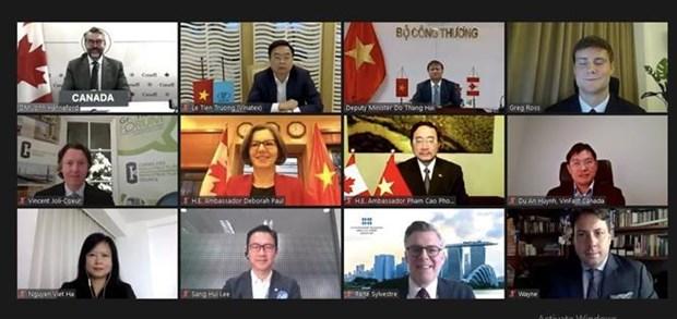 Destacan potencialidades en desarrollo de nexos Vietnam-Canada hinh anh 2