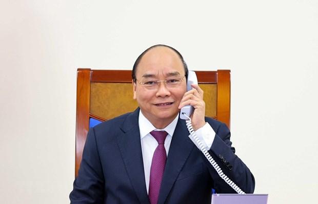 Premier australiano resalta asociacion estrategica con Vietnam hinh anh 1