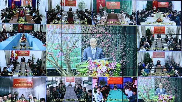 Primer ministro vietnamita pide reforzar control de migracion ilegal hinh anh 1