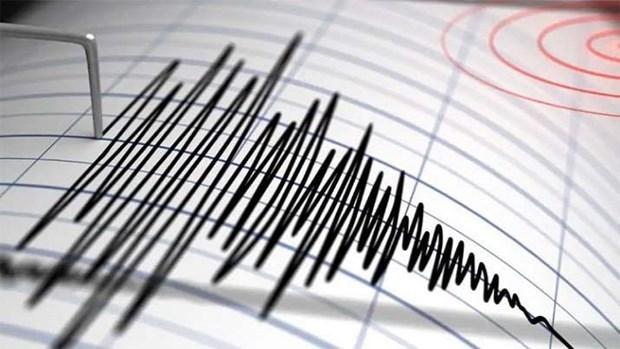 Terremotos de magnitud 7,1 sacuden Indonesia y Filipinas hinh anh 1