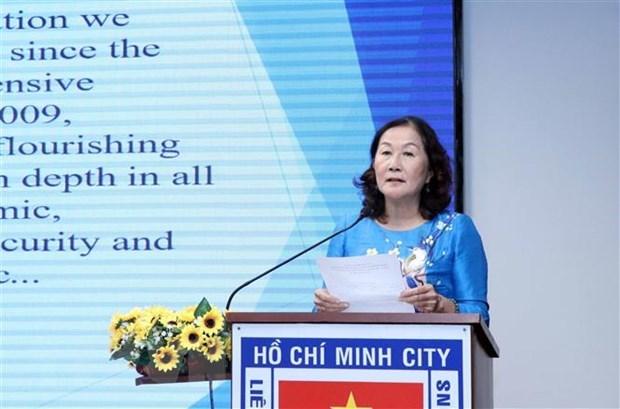 Celebran en Ciudad Ho Chi Minh el Dia Nacional de Australia hinh anh 1