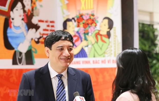 Aseguran mejores condiciones para el exito del XIII Congreso Nacional del Partido Comunista de Vietnam hinh anh 1