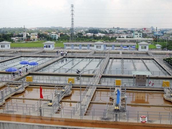 Consideran cambiar fuente de agua para Ciudad Ho Chi Minh hinh anh 1