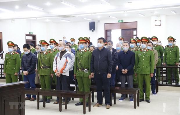 Aplazan juicio de primera instancia del caso de violacion en planta de etanol en Vietnam hinh anh 1