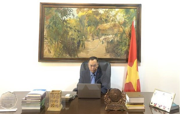 Politica exterior del Partido ayuda a profundizar las relaciones Vietnam-Tailandia hinh anh 1