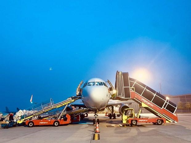 """Honrada Vietjet Air como """"Aerolinea de bajo costo del ano"""" hinh anh 2"""