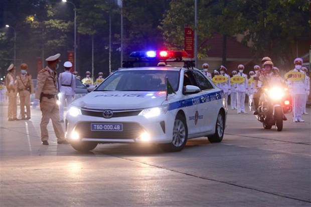 Revisan preparativos para celebracion del XIII Congreso partidista de Vietnam hinh anh 4