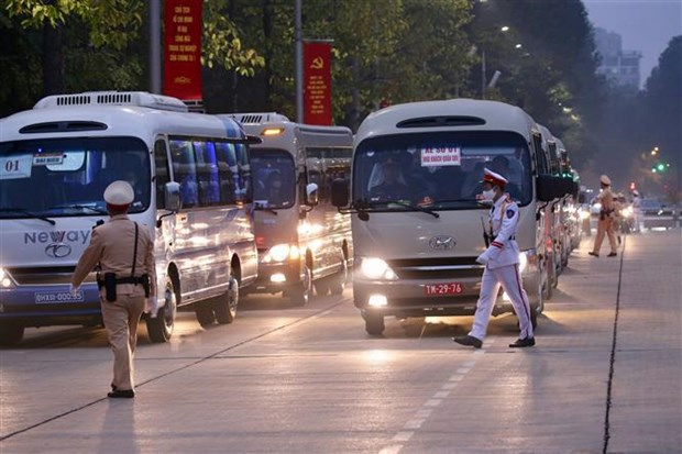 Revisan preparativos para celebracion del XIII Congreso partidista de Vietnam hinh anh 2