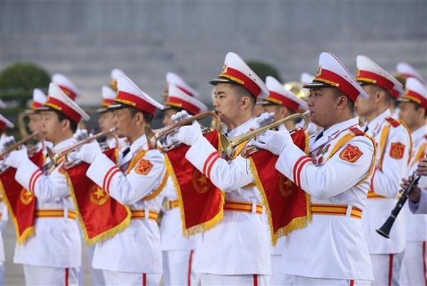 Revisan preparativos para celebracion del XIII Congreso partidista de Vietnam hinh anh 3