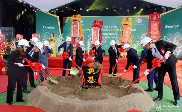 Empresa de Hong Kong construye fabrica de dispositivos inteligentes en Vietnam hinh anh 1
