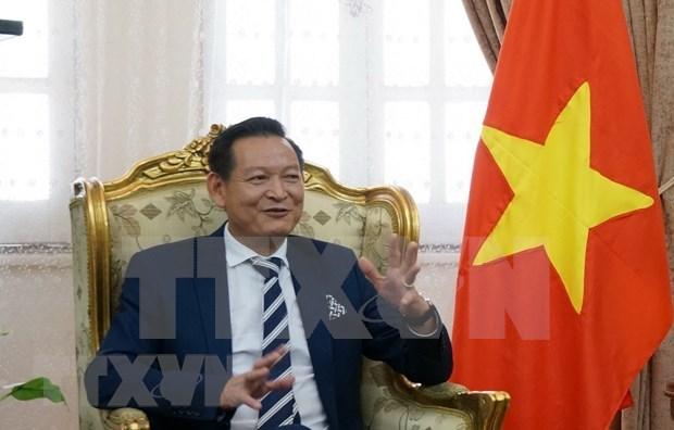 Reafirman confianza de vietnamitas en ultramar en liderazgo del Partido hinh anh 1