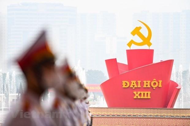 XIII Congreso Nacional del Partido guiara a Vietnam al desarrollo sostenible hinh anh 1