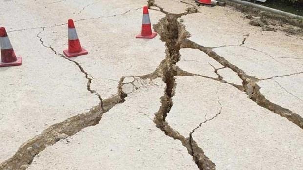 Sismo de magnitud 5,1 sacude Indonesia hinh anh 1