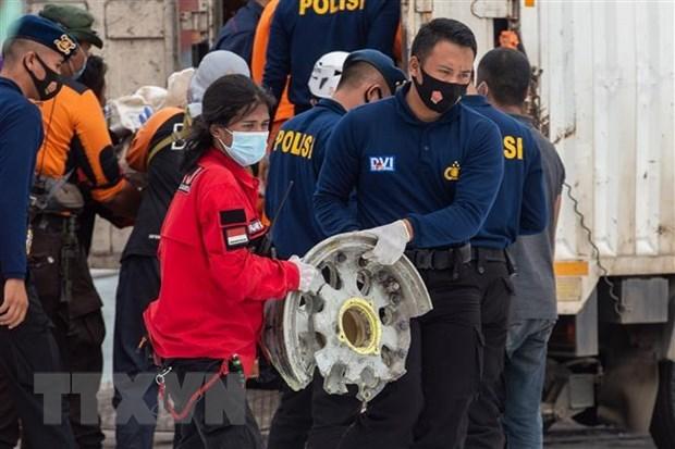 Indonesia: Descubren problema en sistema automatico del motor del avion estrellado hinh anh 1