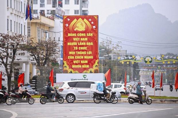 Medios de comunicacion internacionales prestan atencion al XIII Congreso Nacional del PCV hinh anh 1