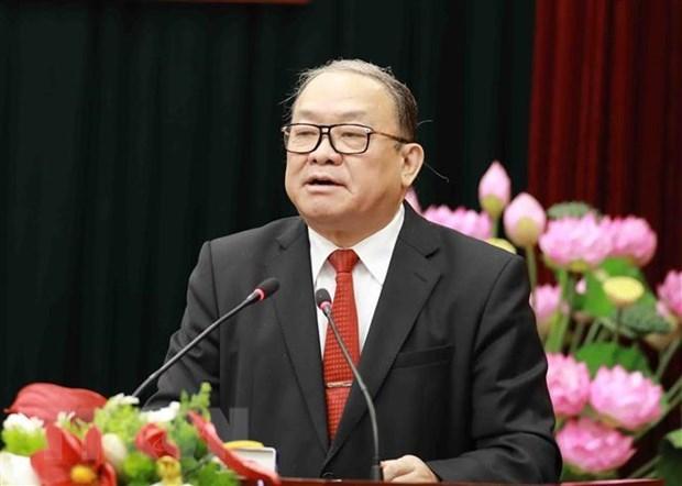 XIII Congreso Nacional del Partido: Desarrollo prospero de agricultura vietnamita hinh anh 1