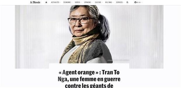 """Prensa francesa: """"Una demanda historica"""
