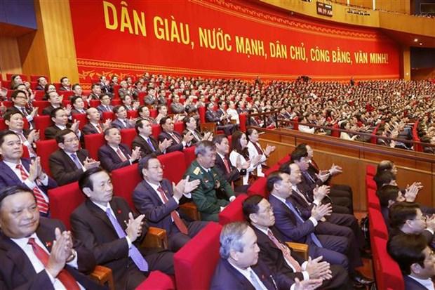 XIII Congreso Nacional del Partido Comunista de Vietnam: Novedades en orientacion de desarrollo hinh anh 2
