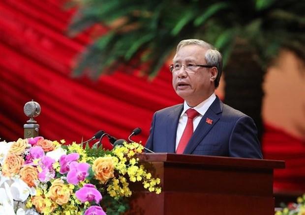 Aprecian apoyo internacional a XIII magna cita partidista de Vietnam hinh anh 1