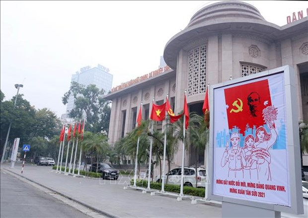 Partido Comunista de Vietnam responde a legitimas aspiraciones del pueblo, segun experto aleman hinh anh 1